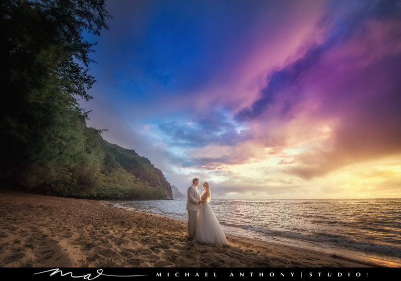 St. Regis Princeville Wedding Photographers