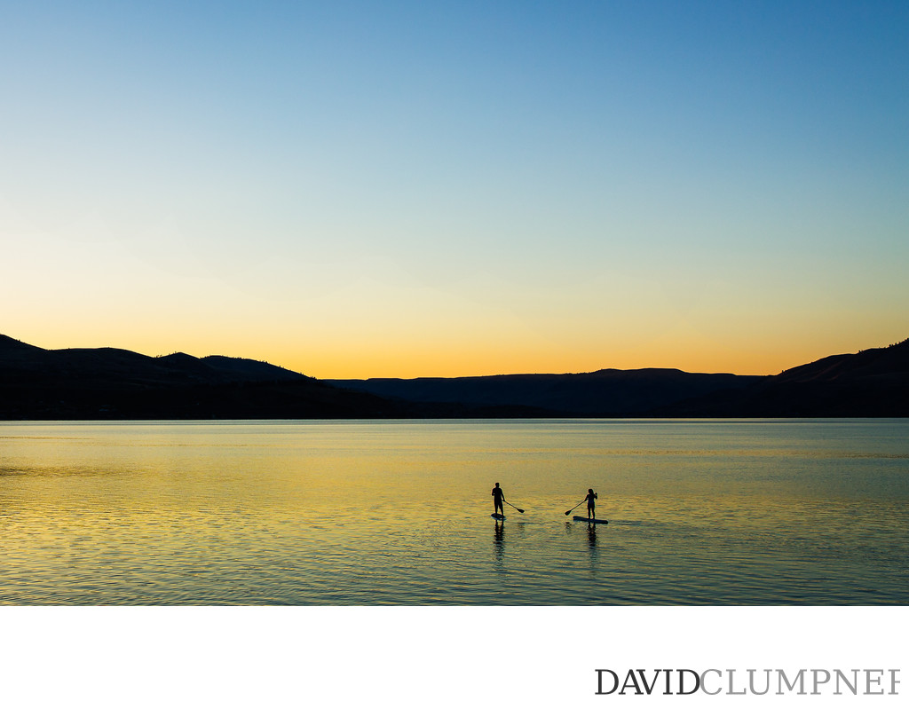 Lake Chelan Engagement Photography