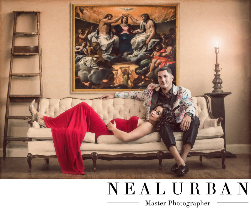 buffalo maternity photography studio neal urban dress