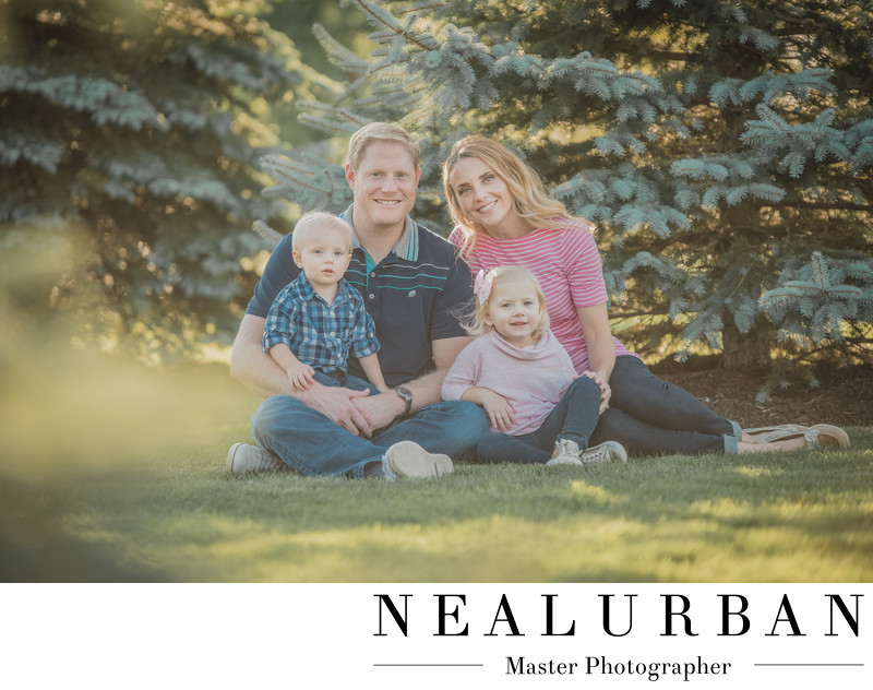 buffalo family photography location fall clarence ny