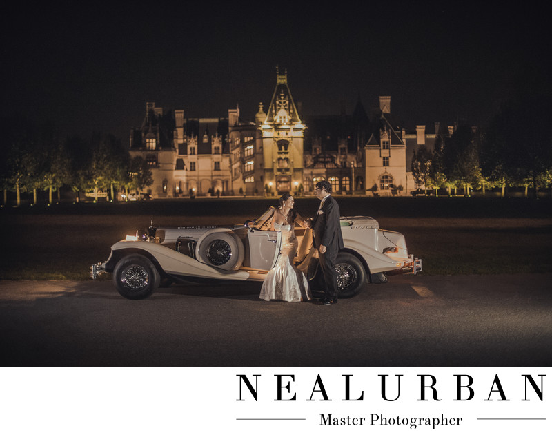 best Biltmore Estate wedding photographers asheville nc