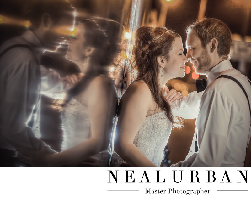 buffalo hotel lafayette wedding reception photography
