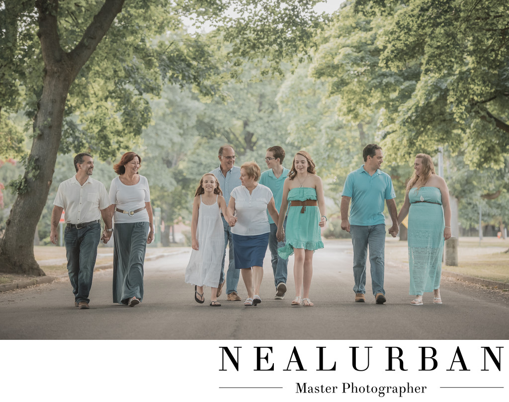 buffalo family lifestyle photographers light and airy