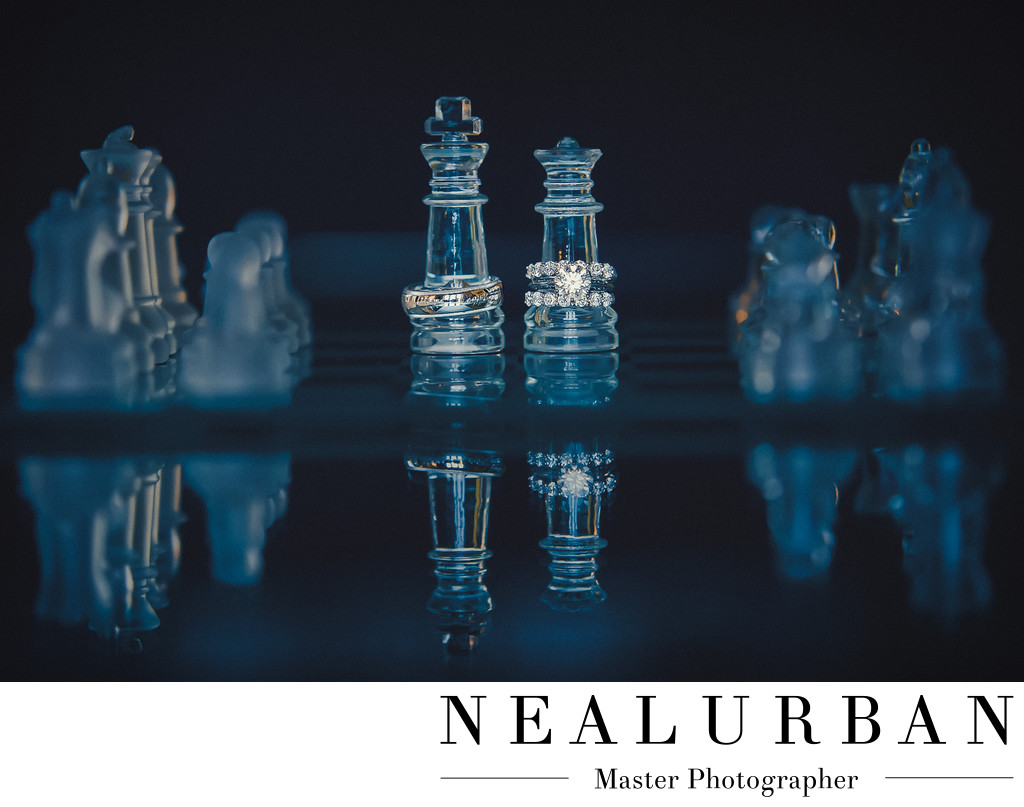 buffalo wedding rings at the delaware mansion chess set