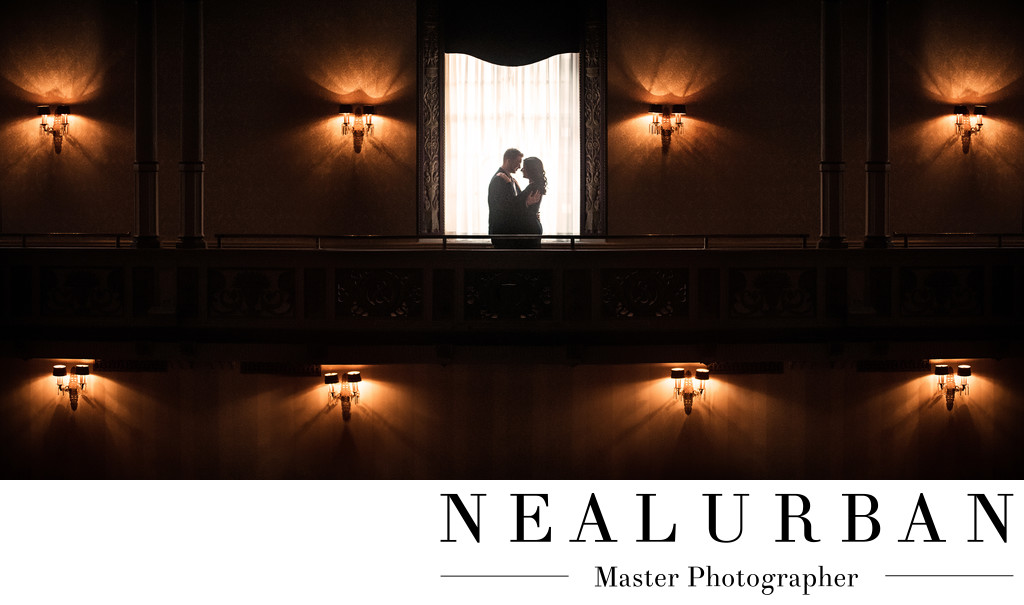Engagement Session at Statler City Buffalo