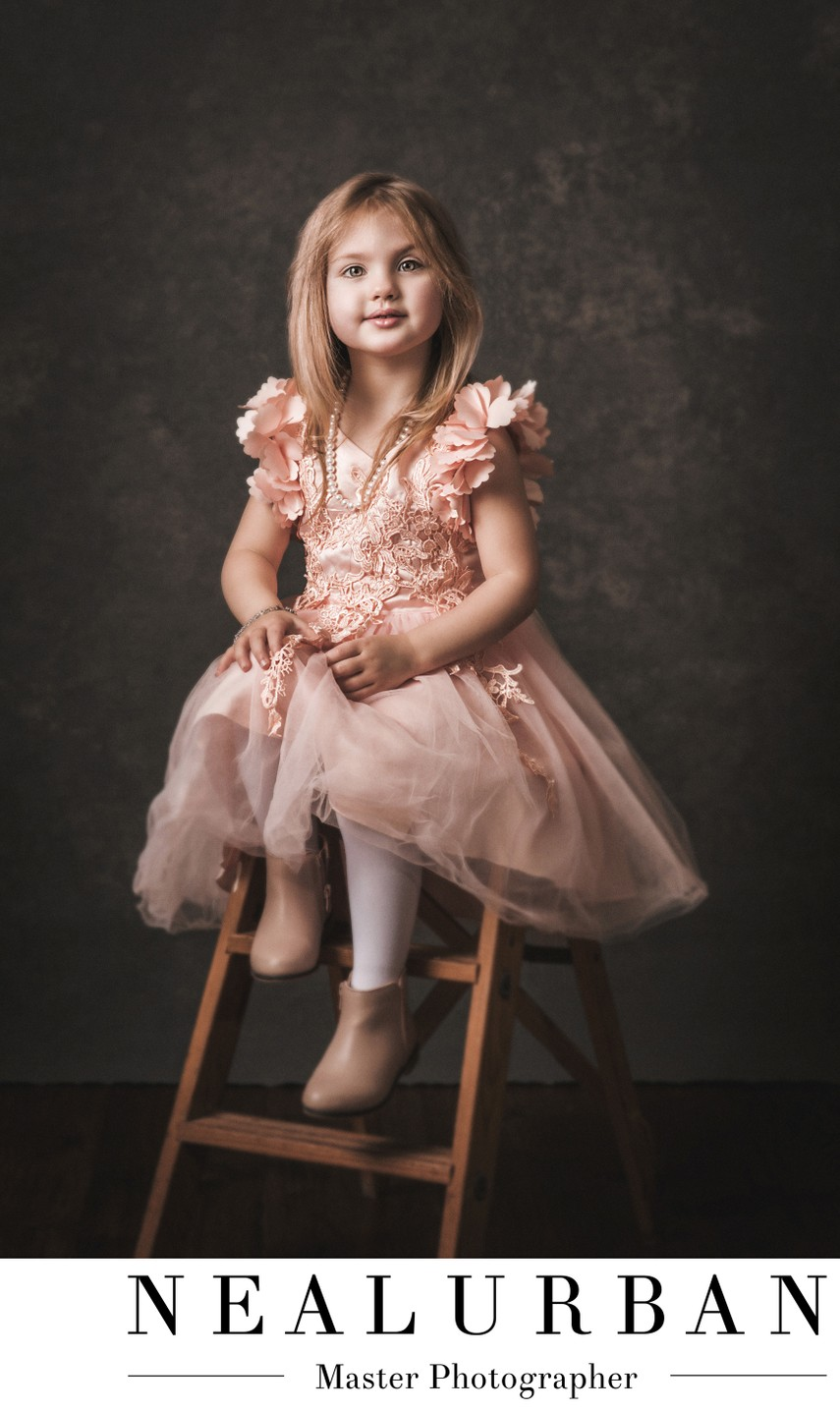Children's Portrait Session