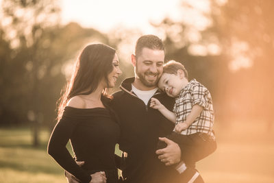 Second Birthday and Family Session