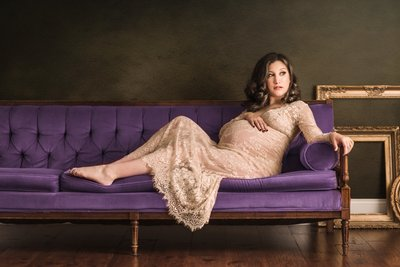 In Studio Vintage Maternity