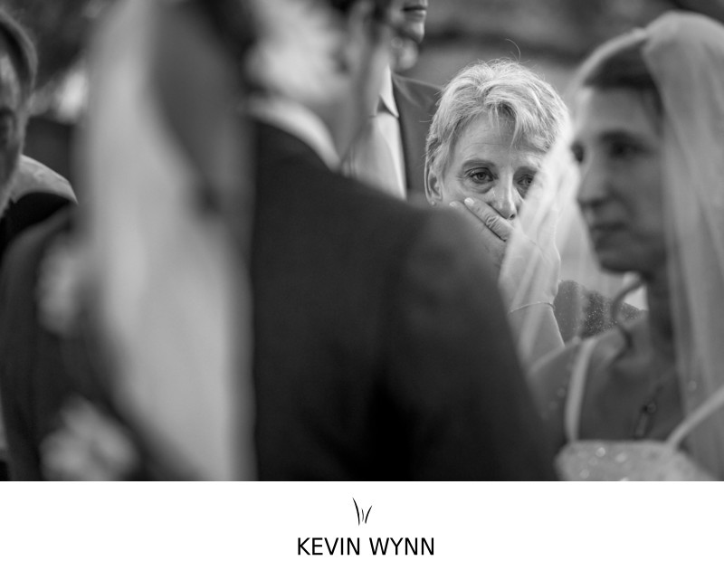 Ojai Wedding Ceremony Photograph