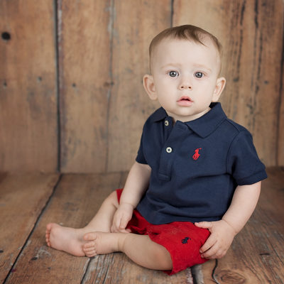 7 month old baby- Milestone photo session-Culver City