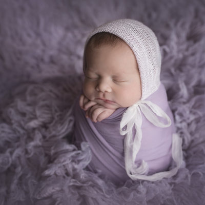 Emily Winnie Photography-Purple Potato Sack