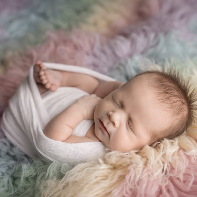 Emily Winnie Photography-Rainbow Baby Zoe