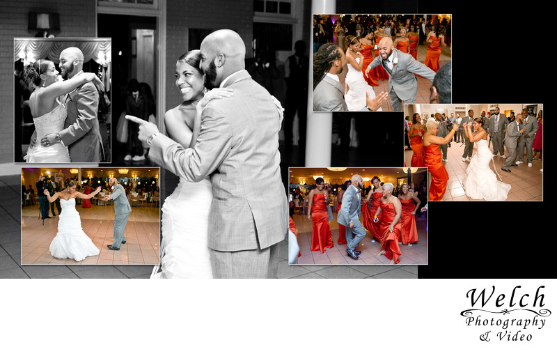 First dance album photos Southern Oaks New Orleans LA