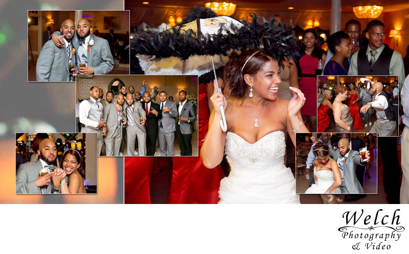 bride reception photos Southern Oaks New Orleans LA