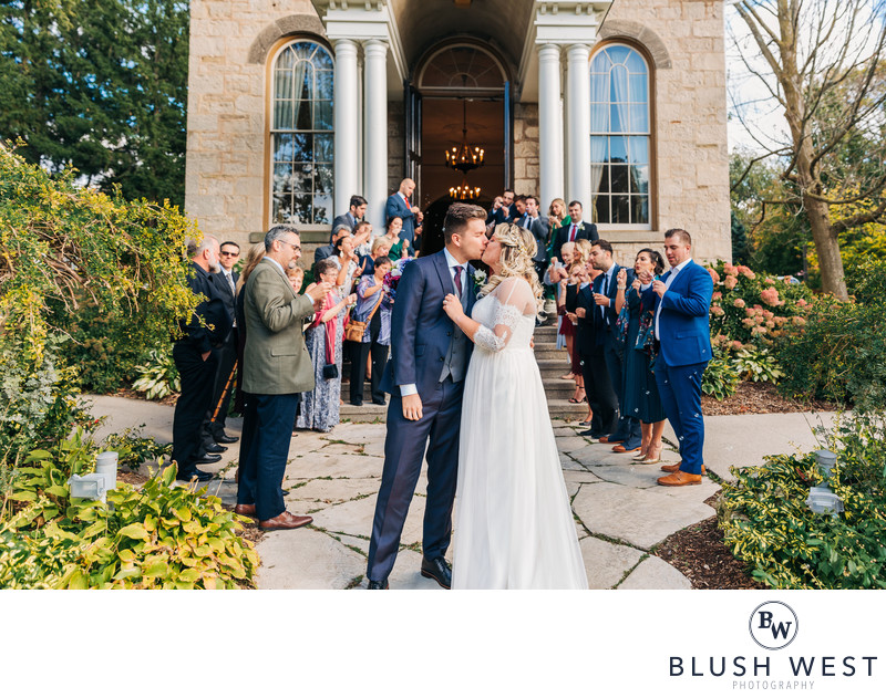 Ancaster Old Town Hall Wedding