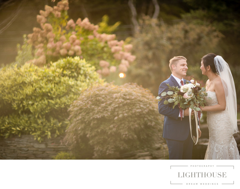 Land's End wedding photographer