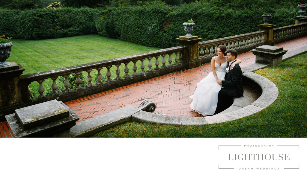 Westbury Gardens wedding photographers