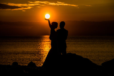 BEST SUNSET WEDDING PHOTOS