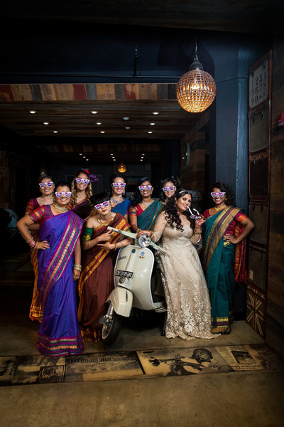 Ethnic wedding photos
