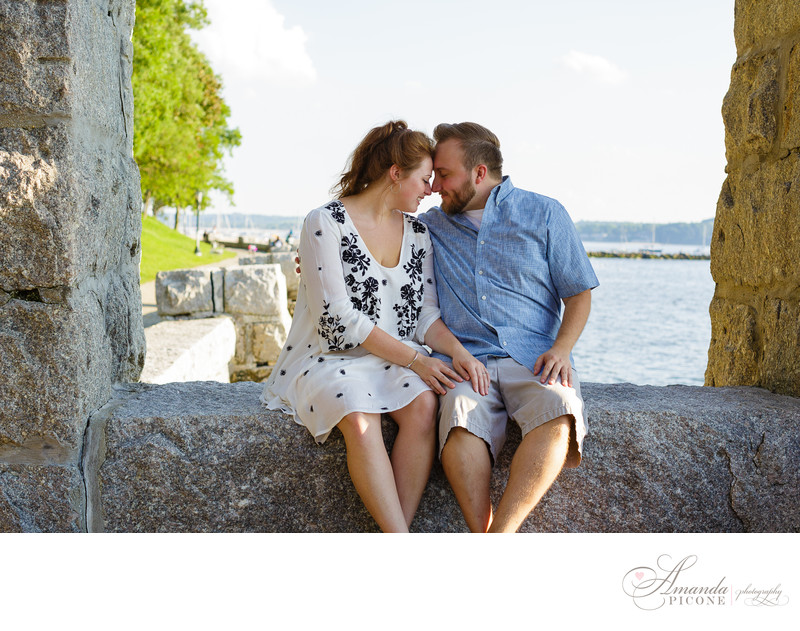 Long Island NY engagement photos North Shore LI