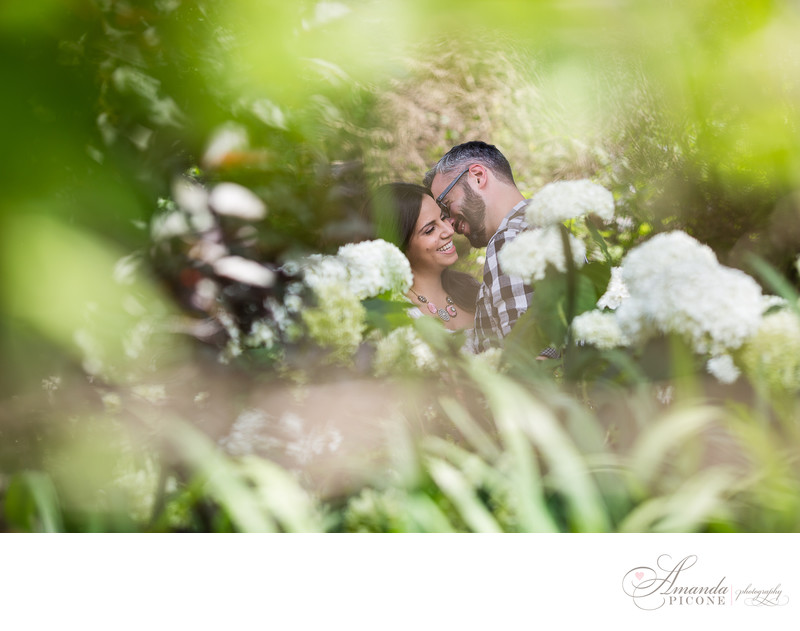 North Fork Long Island Engagement Photography Love Lane