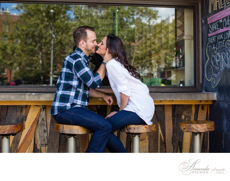 Manhattan Engagement Session Wedding Photography NYC