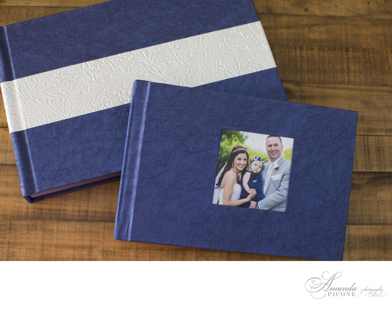 Wedding and parent albums Long Island Photographer