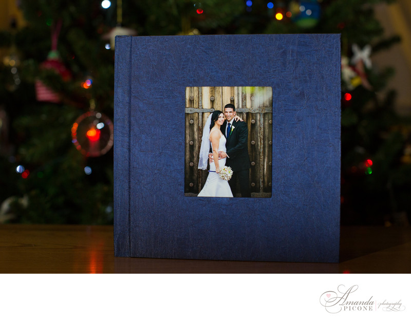 Blue Wedding Album from Riverhead Aquarium Photos