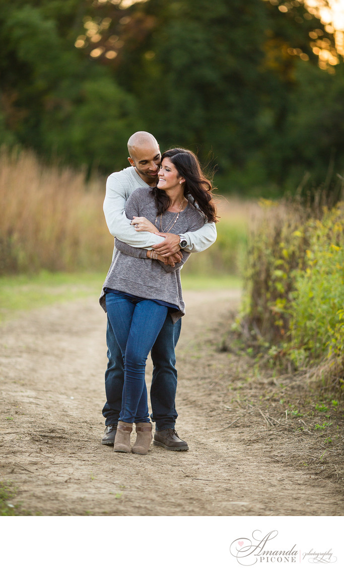 Avalon Park Long Island Engagement Photography