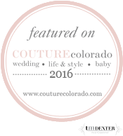 Featured on Colorado Couture