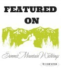 Featured in Summit Mountain Weddings