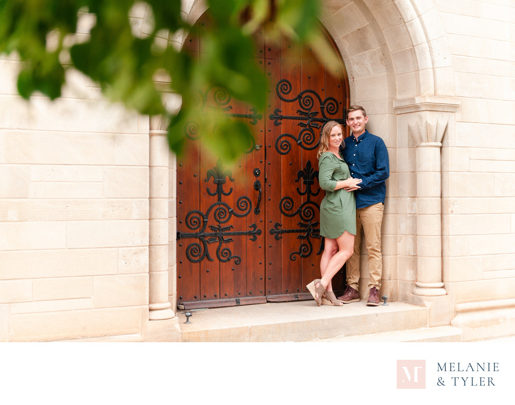 Colorado College Engagement Session