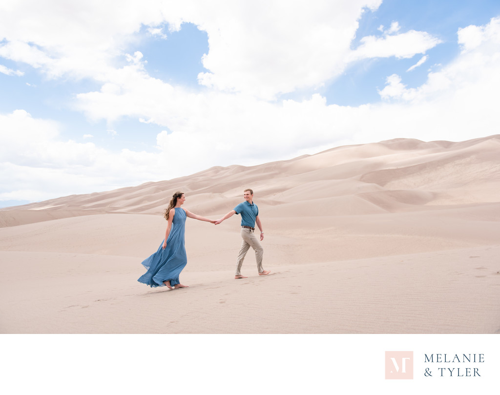 Great Sand Dunes Engagement Session