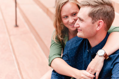 Best Colorado Springs Engagement Photographers