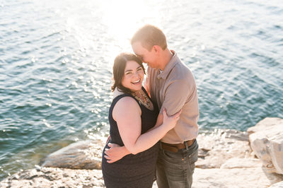 Pueblo Reservoir Engagement Session