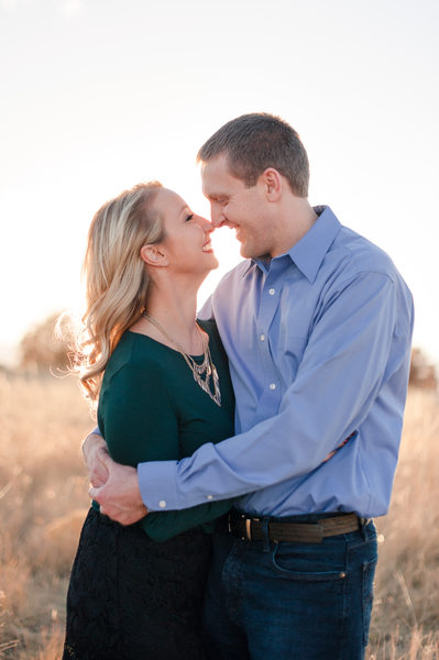 Daniels Park Engagement Photography