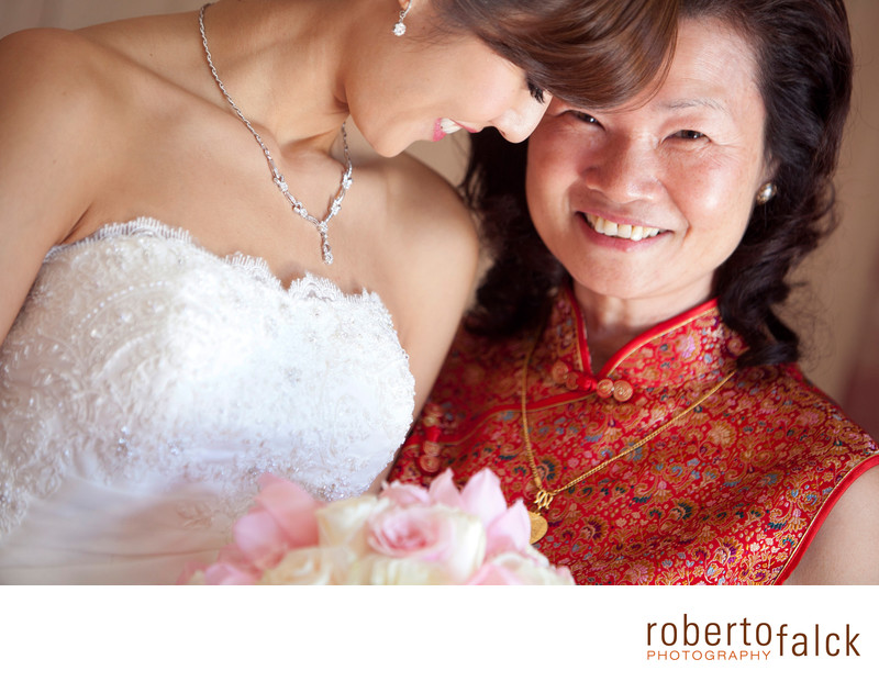 new york wedding photographer chinese mom