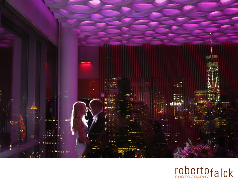 new york wedding photographer trump soho 1