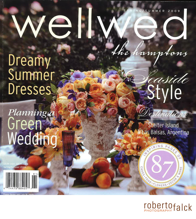 Well Wed Magazine - Roberto Falck