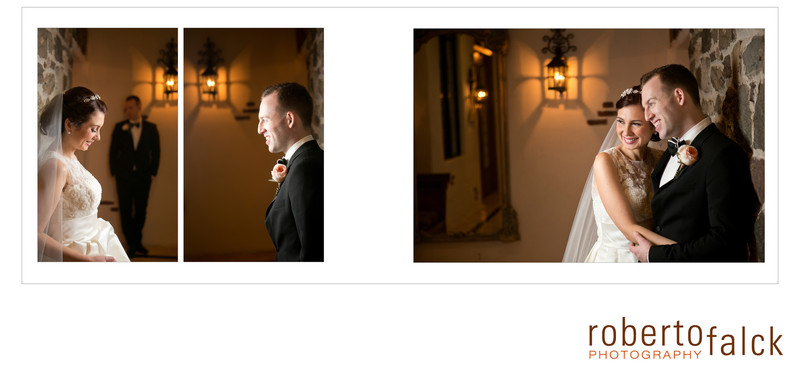 Pleasantdale Chateau Wedding Album - Joelle & David