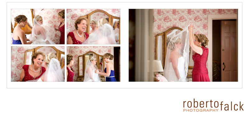 Pleasantdale Chateau Wedding Album - Jess & Jon