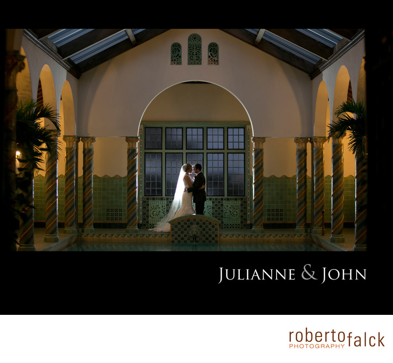 Pleasantdale Chateau Wedding Album - Julianne & John