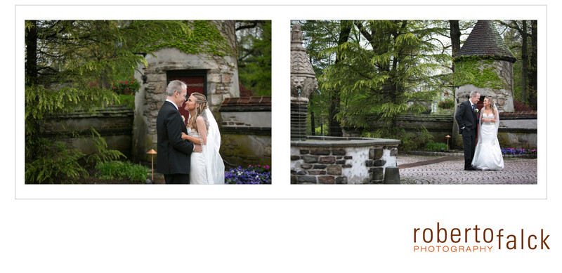 Pleasantdale Chateau Wedding Album - Britt & Dan