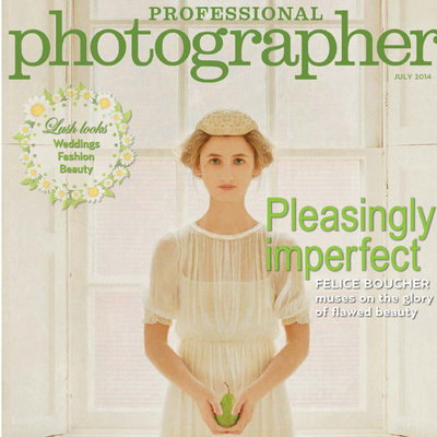 Professional Photographer Magazine - Roberto Falck