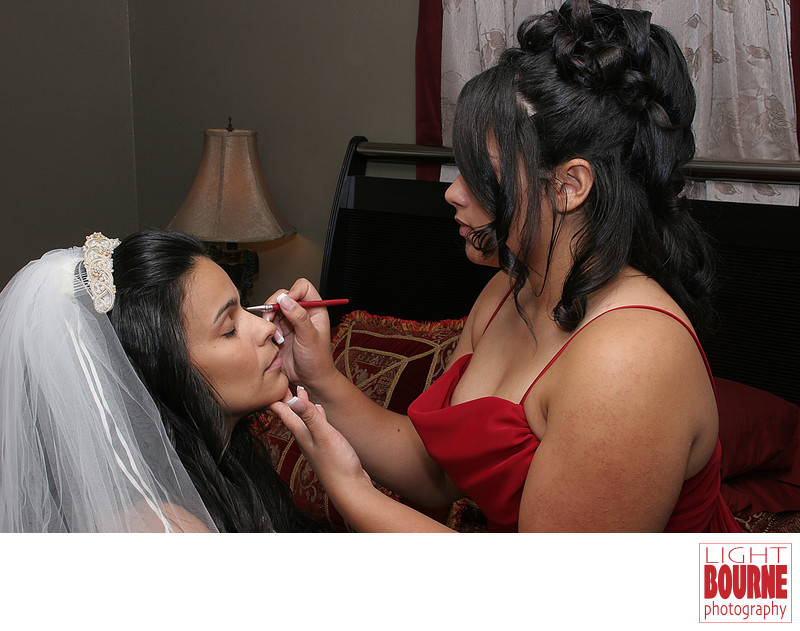 Pennsauken New Jersey Bridal Makeup