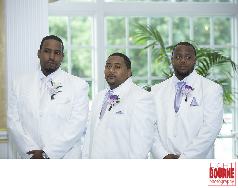 South New Jersey Wedding Groomsmen