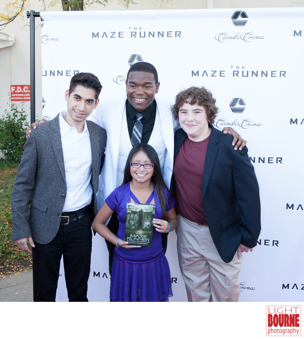 Dexter Darden The Mazs Runner