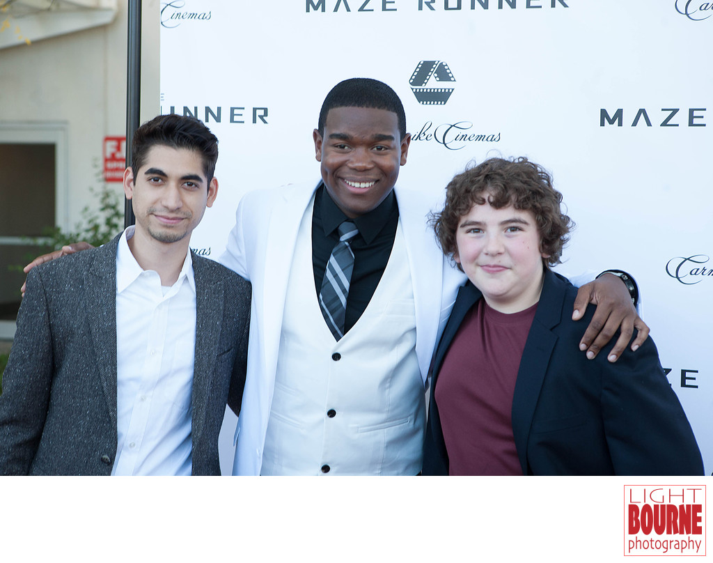 Dexter Darden  And Cast Members