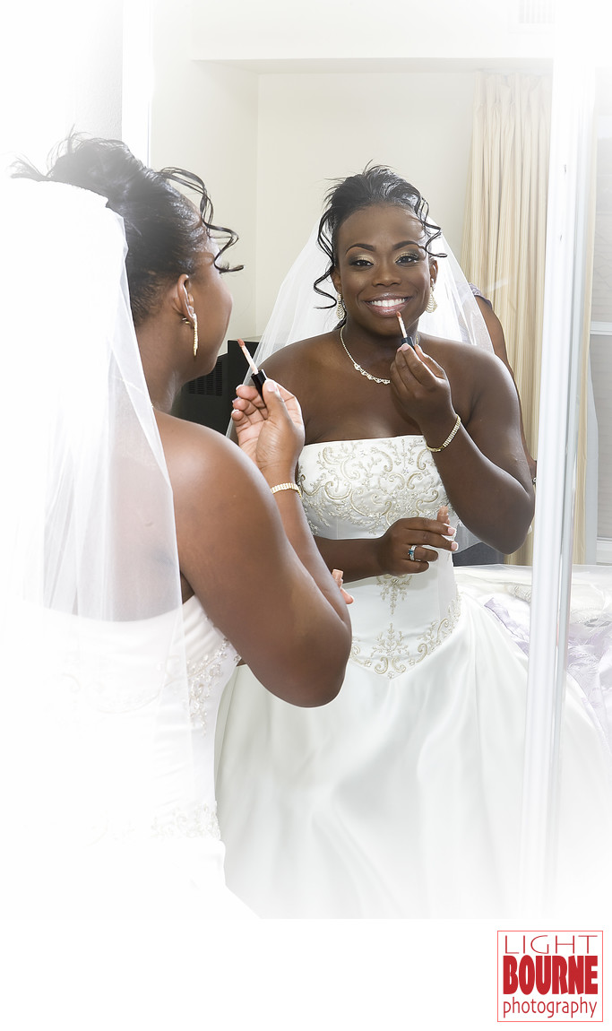 South Jersey Courtyard Hotel Wedding Photographer