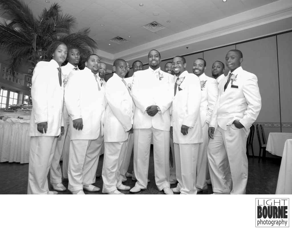 Groomsmen South Jersey wedding Photographer